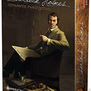Asterion-8550-Sherlock-Holmes-Consulente-Investigativo-Edizione-Italiana-0