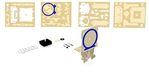 Pendola puzzle the impossible store for Kit di costruzione portico