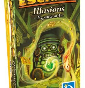 Queen-Games-61031-Escape-espansione-1-Illusions-lingua-inglese-0